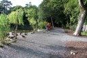 Kilkenny - Parco del castello